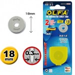 Lamina Olfa RB 18-Rotary Cutter