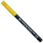 Caneta brush pen sakura 03