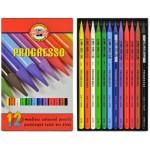 Lapis Integral colorido 12 cores