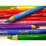 Lápis Pastel Seco Conté
