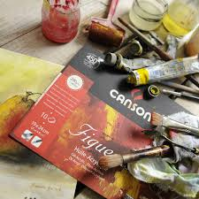Papel Para Tinta a Oleo
